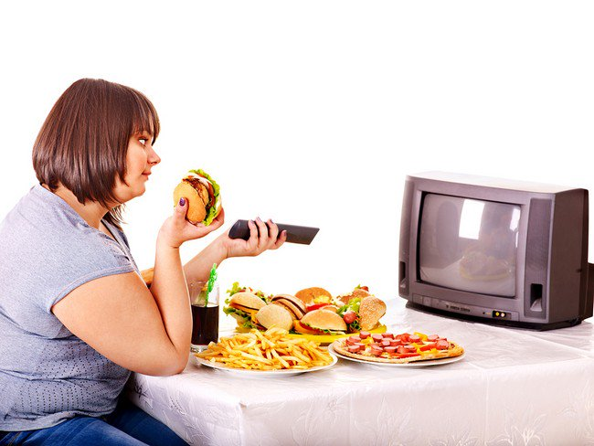 distracted eating makes you fat